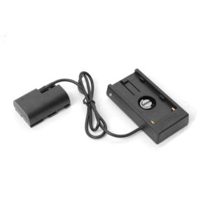 Адаптер аккумулятора LP-E6 для камер Canon от NP-F970
