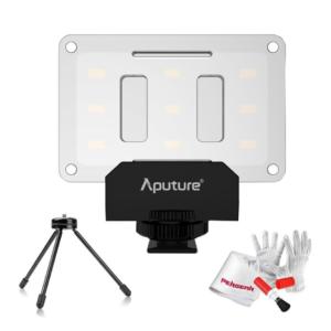Мини светодиодный фонарь Aputure