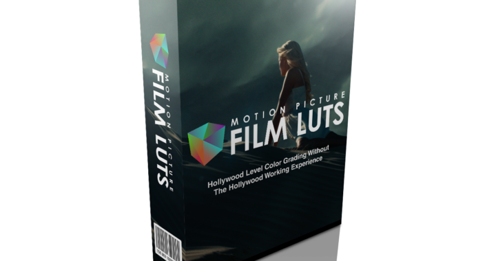 Motion Picture Film Luts by Color grading Central