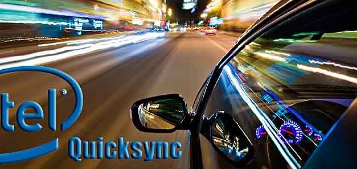 Quicksync. Ускоренный просчет и кодирование в Edius