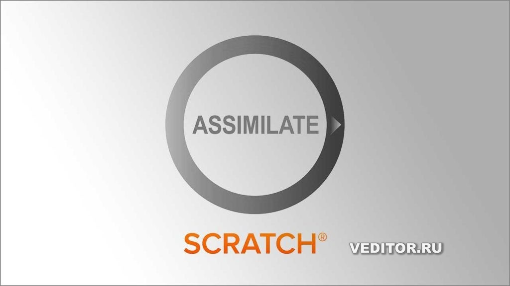 Assimilate Scratch 9.1