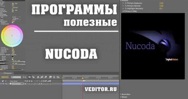 Digital Vision Nucoda 2019