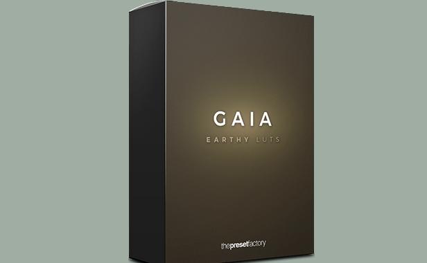 Gaia LUTs