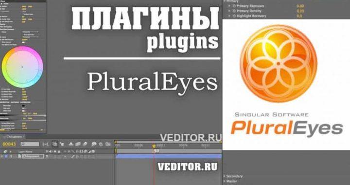 Pluraleyes 2 for Edius 6