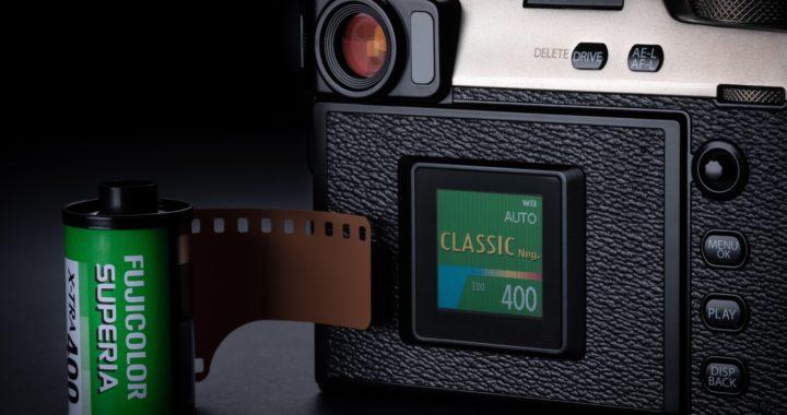 CLASSIC Neg от Fujifilm