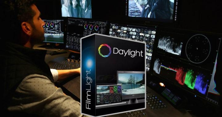 FilmLight Daylight 5