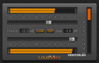 LoudMax Plugin