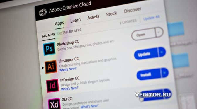 Санкции США к Венесуэле на Adobe
