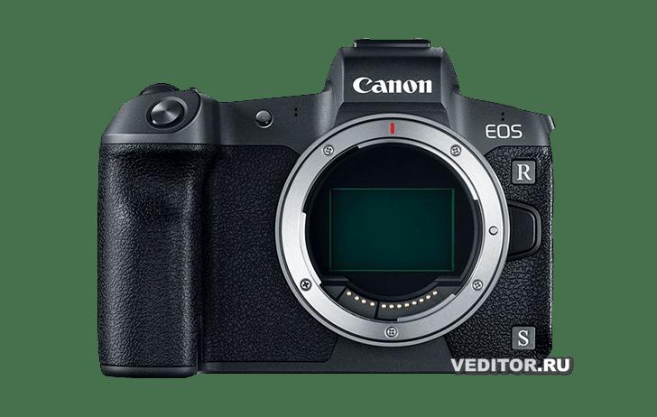 Canon EOS Rs