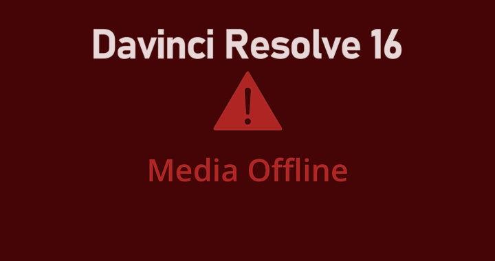 media offline