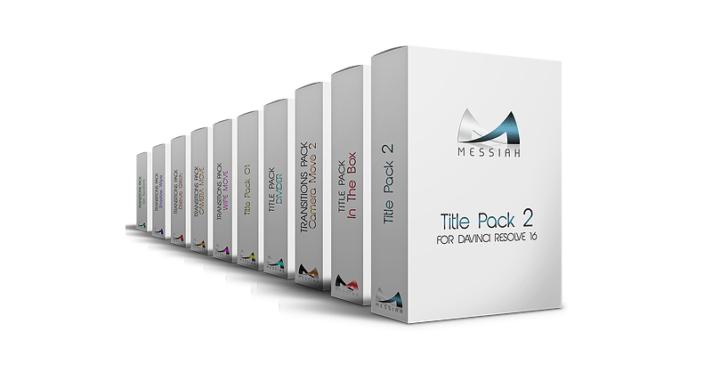 Messiah All 8 Packs