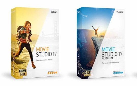 Movie Studio 17