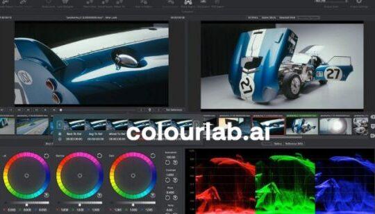 Colourlab.ai Look Designer